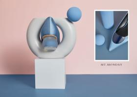 「NE-STUDIO静物」MT.MONDAY-2020