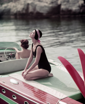 60年代的时尚照 | Georges Dambier