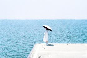 钱塘江的夏天