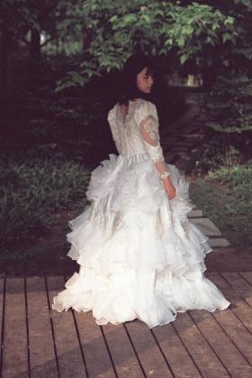 想看你穿婚纱的样子