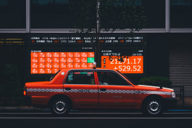 雨天的东京 | Takashi Yasui