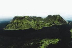 绿色冰岛 | Gabor Nagy
