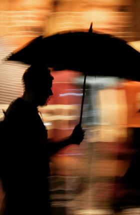 雨天的街 | 摄影师James街头影像