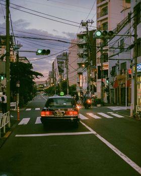 摄影师Adrian B镜头里的日本