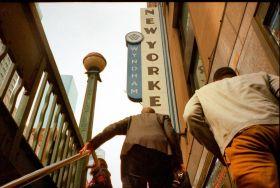 纽约 | Justin Jamison复古胶片影像