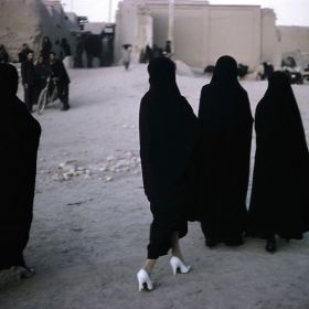 伊朗,1964  | 玛格南摄影师Bruce Davidson 