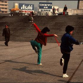 上海 1995 | 摄影大师Gueorgui Pinkhassov