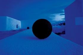 蓝 | 摄影大师Pete Turner