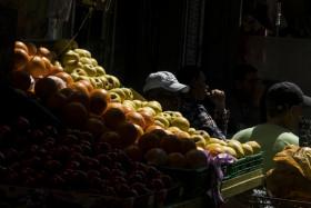 街头光影 | 玛格南摄影师Gueorgui Pinkhassov