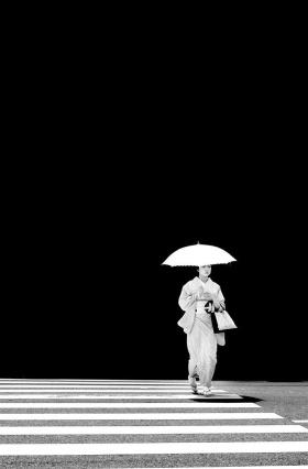 黑白街头 | Alan Schaller