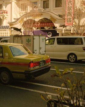 东京 | Josh Wang胶片影像