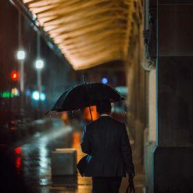 雨天 | David Sark