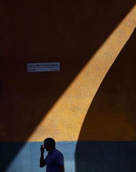 光与影 | 街头摄影师Andreas Jorgensen
