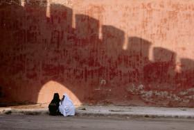 摩洛哥 | 玛格南摄影大师Bruno Barbey