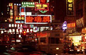70-80年代,香港的夜 | Greg Girard