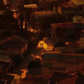 橙色的街头 | Jake Michaels