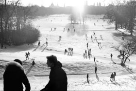 慕尼黑,一個不尋常的冬天