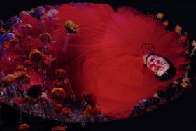 《幻境·月下花》