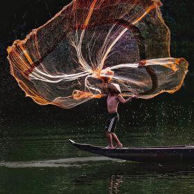 越南摄影师Tran Tuan Viet人文摄影作品
