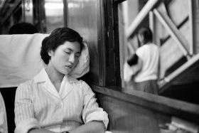 日本,1958   摄影大师Marc Riboud
