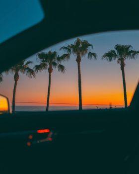 加州的黄昏   Darin