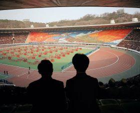 玛格南摄影大师Martin Parr 镜头里的朝鲜