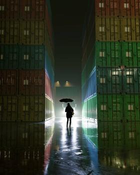 超现实感的孤独影像   George Natsioulis 
