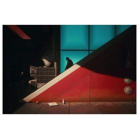 电影般质感的街头影像   Lasse Erkola镜头里的日本