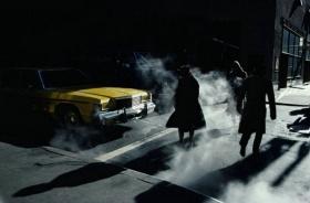 50-60年代的纽约,街头的出租车 | 彩色摄影先驱Ernst Haas 