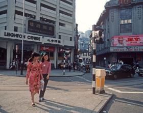 80年代的香港 | Alain Le Garsmeur