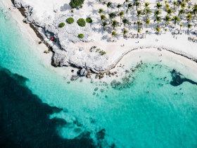 上帝視角-加勒比海