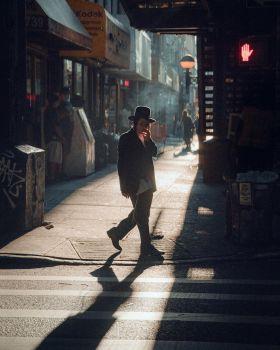 纽约 | 街头摄影师billyd