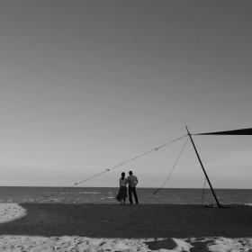 海边的恋人