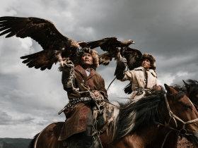 蒙古国北部的游牧生活 | 摄影师Nick Bondarev 