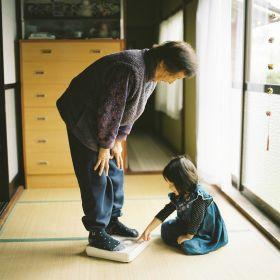 温柔的家庭影像 | Kazuyuki Kawahara胶片影像