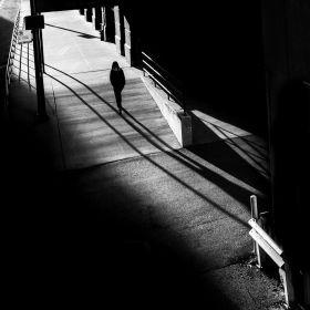 超现实感的孤独影像   Jason M Peterson