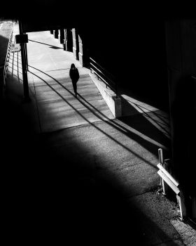 超现实感的孤独影像 | Jason M Peterson