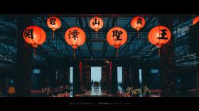 庙宇 | 摄影师Bo Wen Huang
